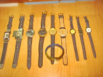 4548-Lot 10 ceasuri nefunctionale pt. piese schimb. NR1.