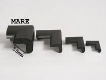 Coltar protector moale/mare AC-24 Negru