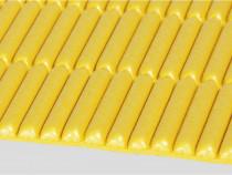 Carpeta/Protectie tip acordeon, subtire mica/rol/galben 731
