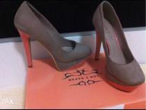Pantofi cu platforme humanic, mărimea 37, noi