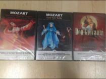 Dvd opera Mozart-Nunta Figaro,Cosi Fan Tutte,Don Giov