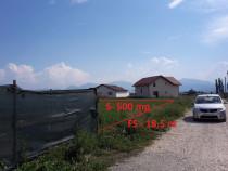 Parcela 500 mp intre case iesire Sanpetru cu utilitati