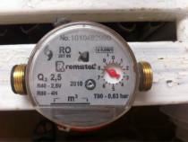 Apometri apa calda/apa rece