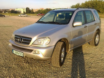 Rate persoane fizice Mercedes Benz ML 270 CDI