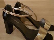 Sandale piele Modissimo marime 38