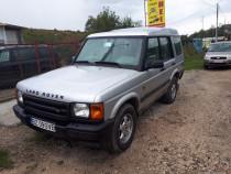 Land Rover Discovery Td5/2002/N1utilitara manuala