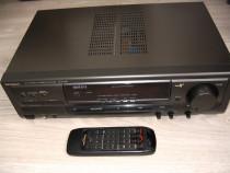 Amplituner technics sa ex100 cu telecomanda 2x80w