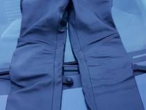 Pantalon piele moto dama