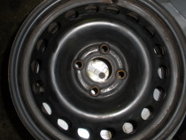 "4 jante tabla pe 15"" originale opel"