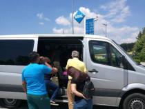 Transport persoane Bucuresti- Antwerpen