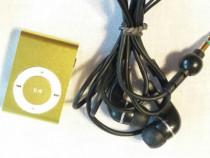 Mp3 portabil , slotcard microsd, cablu date, casti
