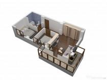 Militari Residence - apartament 3 camere