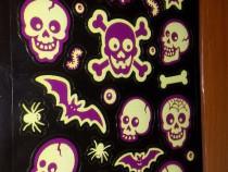 Stickere Halloween Fosforescente *Pentru decorare
