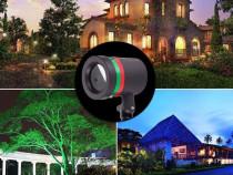 Laser star shower light / proiector laser decorativ