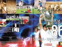 Finala de la Sevilla 1986 Steaua - Barcelona