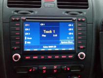Navigatie Originala VW + Magazie de CD-uri