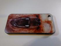 Carcasa model desen urs iPhone 5 5S – protectie telefon