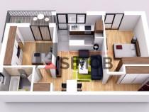 Apartament 2 camere la cheie strada Octavian Goga