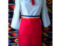 Costum popular pentru fetite