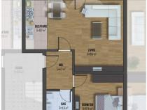 Prelungirea Ghencea, apartament 2 camere, 60 mp, RATB