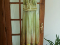 Rochie lunga voal Atmosphere