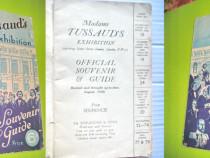Madame Jussaud's Exibition 1938-Suvenir si Ghid Expozitie