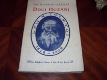 Lew n. Tolstoi - Doui huzari (editie veche, cu ilustratii )*