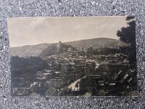 Sighisoara - Vedere generala, datata 1943 / C1DP