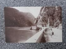 Orsova - Drumul prin Cazane, datata 1930 / C1DP