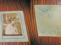 Bilet de identitate Student 1921-1922 Scoala de Comert Timis