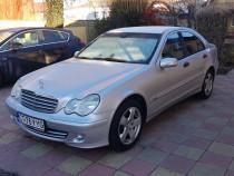 Mercedes Benz C klasse facelift 1.8 Kompressor-impecabil