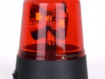 Girofar portabil cu LED -rosu