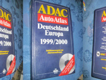 ADAC Atlas mare Auto Germania 1999-2000 st. F.B.
