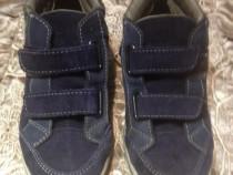 Papuci copii din piele marimea 30