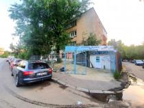 Stradal birou/depozit+curte Metrou C.Georgian, bd 1Dec1918