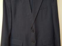Costum barbati, marime 46, culoare negru
