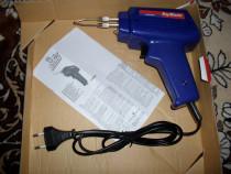 Top tools 100w, pistol de lipit, nou, la cutie, fiabil