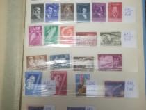 Serii  timbre stampilate România 1959-1960