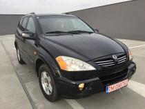 Ssangyong Kyron 2.0XDI - Mercedes Automat Piele