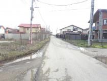 Comuna Berceni - Teren intravilan 310mp, cart.Mamina