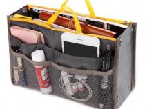 Geanta pentru organizarea bagajului, lucrurilor,gri VIVO