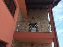 Inox, balustrade si scări