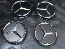 Capacele jante aliaj Mercedes Gri , negru și modelele Benz