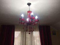 Lustra model candelabru