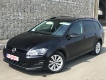 Volkswagen Golf an 2015, 1.6 Tdi, Km reali, Euro 6