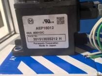 Releu de putere 80A 400VDC Panasonic