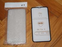 Folii iPhone X si XR-6D