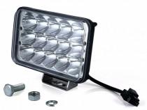 Proiector LED cu doua faze 45W/12V-24V, 3300 Lumeni