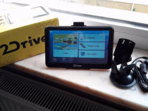 NOU GPS navigatie TIR Camion Turism 2Drive 7'INCH IGO PRIMO