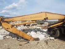 Case Poclain excacator 1088 cilindri brat motor pompa punte